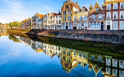 De stad Middelburg