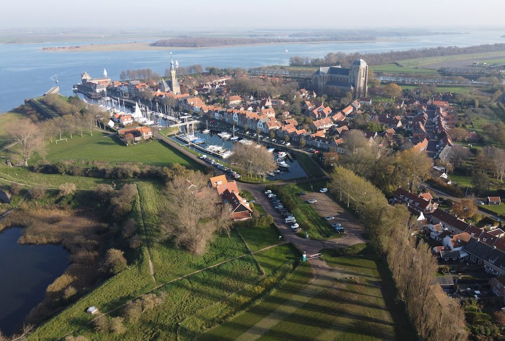Historische stad Veere